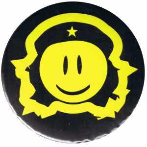 25mm Button: Revolusmile