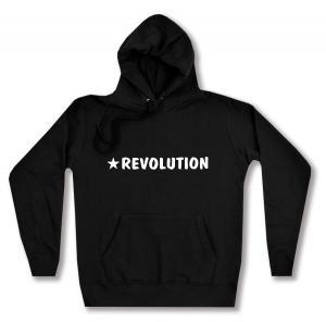 taillierter Kapuzen-Pullover: Revolution