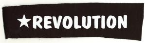Aufnäher: Revolution