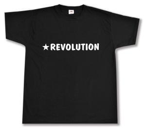 T-Shirt: Revolution