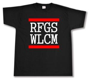 T-Shirt: RFGS WLCM