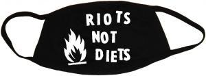 Mundmaske: Riots not diets