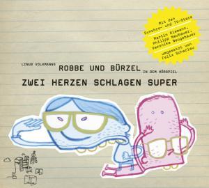 CD: Robbe und Bürzel