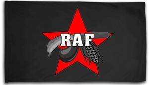 Fahne / Flagge (ca. 150x100cm): Rohkost Armee Fraktion