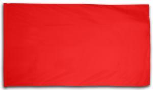 Fahne / Flagge (ca. 150x100cm): Rote Fahne