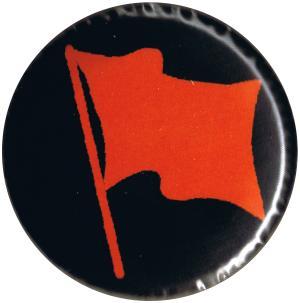 37mm Button: Rote Fahne