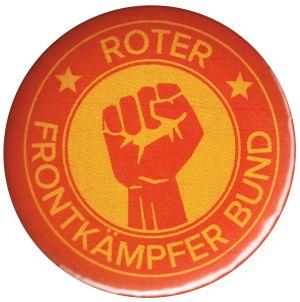 25mm Button: Roter Frontkämpfer Bund