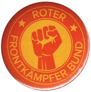 25mm Magnet-Button: Roter Frontkämpfer Bund