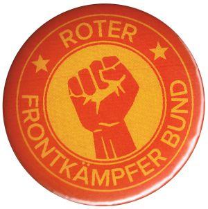 50mm Magnet-Button: Roter Frontkämpfer Bund