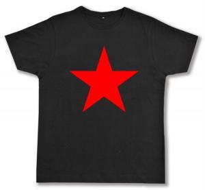 Fairtrade T-Shirt: Roter Stern