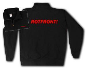 Sweat-Jacket: Rotfront!