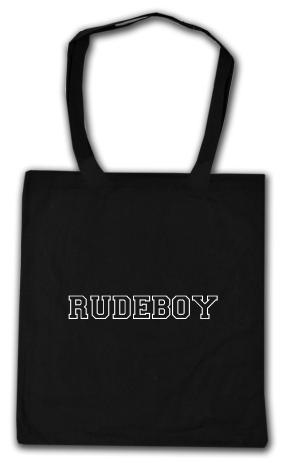Baumwoll-Tragetasche: Rudeboy