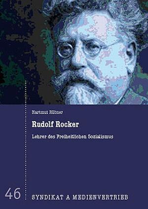 Broschüre: Rudolf Rocker