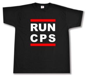 T-Shirt: RUN CPS