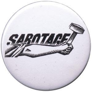 37mm Button: Sabotage