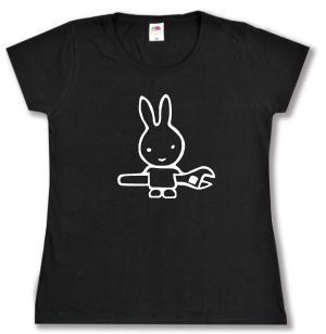 tailliertes T-Shirt: Sabotagehase