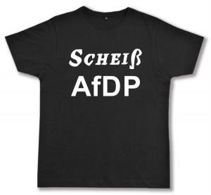 Fairtrade T-Shirt: Scheiß AfDP