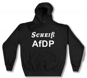 Kapuzen-Pullover: Scheiß AfDP