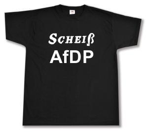 T-Shirt: Scheiß AfDP