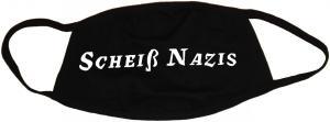 Mundmaske: Scheiß Nazis