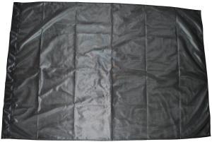 Fahne / Flagge (ca. 150x100cm): Schwarze Fahne