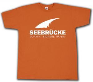 T-Shirt: Seebrücke