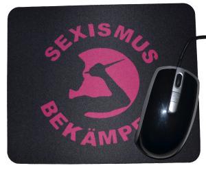 Mousepad: Sexismus bekämpfen