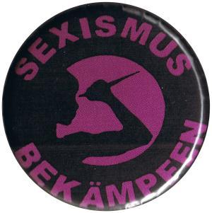 37mm Magnet-Button: Sexismus bekämpfen