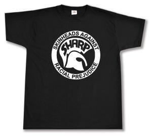 T-Shirt: Sharp - Skinheads against Racial Prejudice