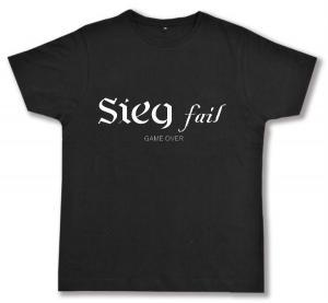 Fairtrade T-Shirt: Sieg fail