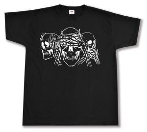 T-Shirt: Skulls