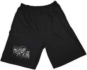 Shorts: Skulls