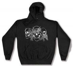 Kapuzen-Pullover: Skulls