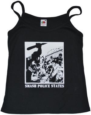 Trägershirt: Smash Police States