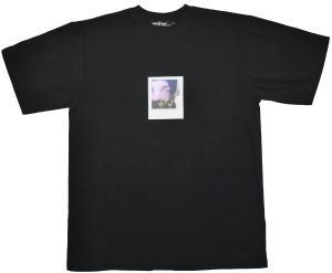 T-Shirt: snapshot - black