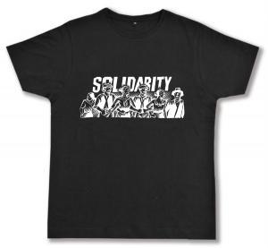 Fairtrade T-Shirt: Solidarity