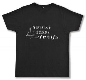 Fairtrade T-Shirt: Sommer Sonne Antifa