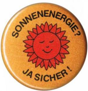 50mm Button: Sonnenenergie? Ja sicher!