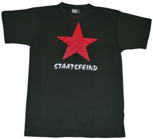 T-Shirt: Staatsfeind
