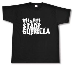 T-Shirt: Stadtguerilla