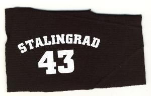 Aufnäher: Stalingrad 43
