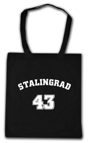 Baumwoll-Tragetasche: Stalingrad 43