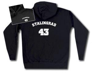 taillierter Kapuzen-Pullover: Stalingrad 43