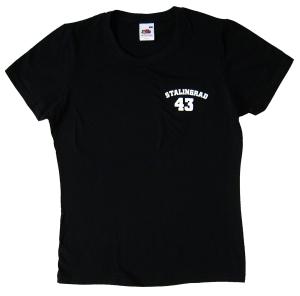 tailliertes T-Shirt: Stalingrad 43