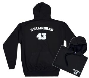 Kapuzen-Pullover: Stalingrad 43