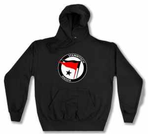Kapuzen-Pullover: Stammtischantifa