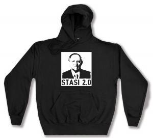 Kapuzen-Pullover: Stasi 2.0