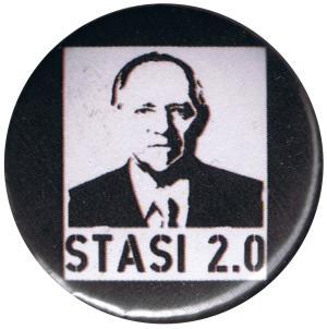 50mm Button: Stasi 2.0
