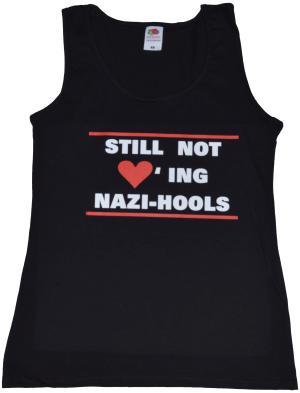 tailliertes Tanktop: Still not loving Nazi-Hools