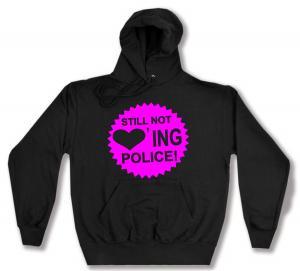 Kapuzen-Pullover: Still not loving Police